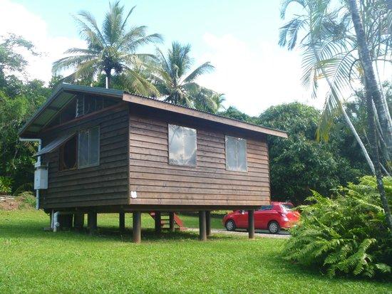 Daintree Rainforest Bungalows: Cabin #1