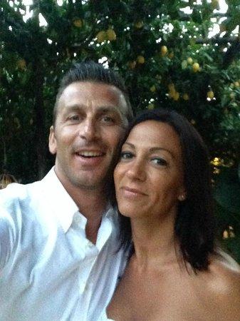Da Paolino Lemon Trees: 10 ANNI DI MATRIMOINO