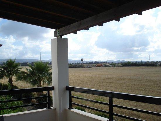 Avanti Holiday Village: view from balcony
