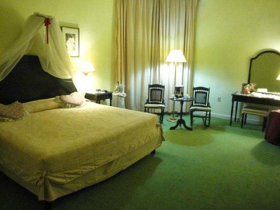Hotel Nacional de Cuba: Our honeymoon suite