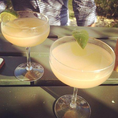 The Wheatsheaf Inn: Great martini!