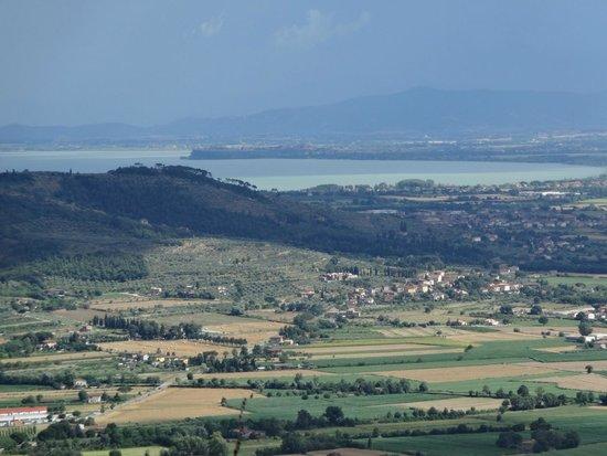 B&B Villa Luogoceleste: Cortona