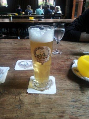 Kulturbrauerei: bière brasée sur place