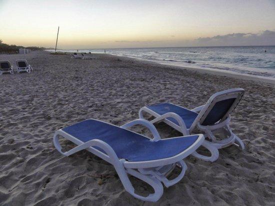 Blau Varadero Hotel Cuba: Hotel beach