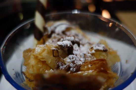 La Bocca Italian Restaurant and Pizzeria: Dessert (ver nice)