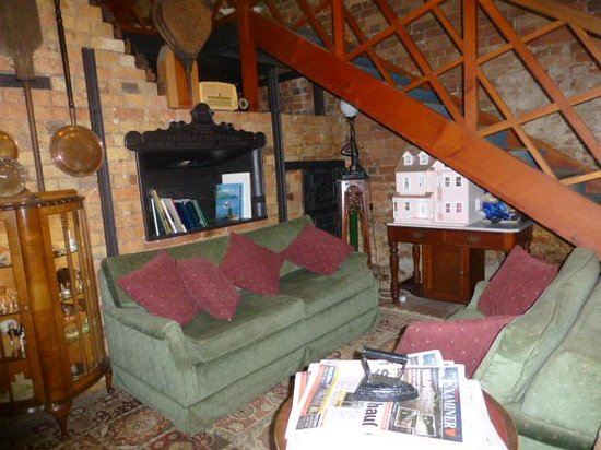 The Old Bakery Inn : Another sitting room