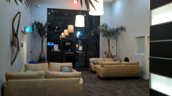 Bentley's Boutique Hotel, BW Premier Collection: Lounge area