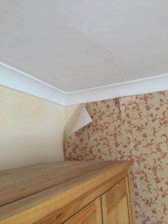 The Cornerhouse: Wall paper
