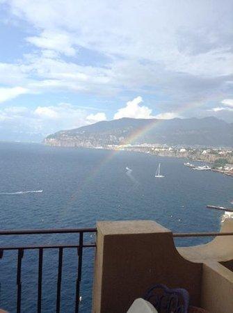 Hotel Belair: a Soorentine Rainbow
