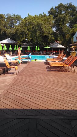 Bentley's Boutique Hotel, BW Premier Collection : pool area