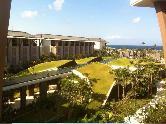 Sofitel Bali Nusa Dua Beach Resort: view from our room