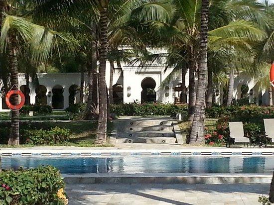 Baraza Resort & Spa : baraza