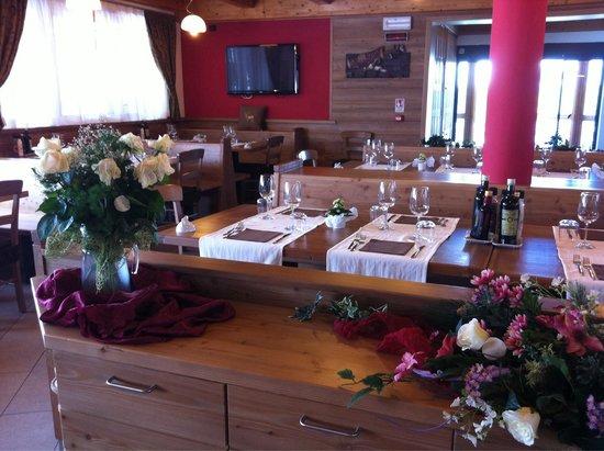 Bar Ristorante Boch: Sala da pranzo Boch