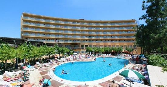 MedPlaya Hotel Calypso: Pool