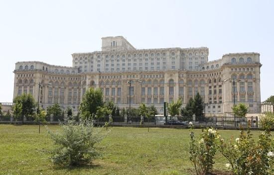 Palace of Parliament: Parlamento de Bucareste