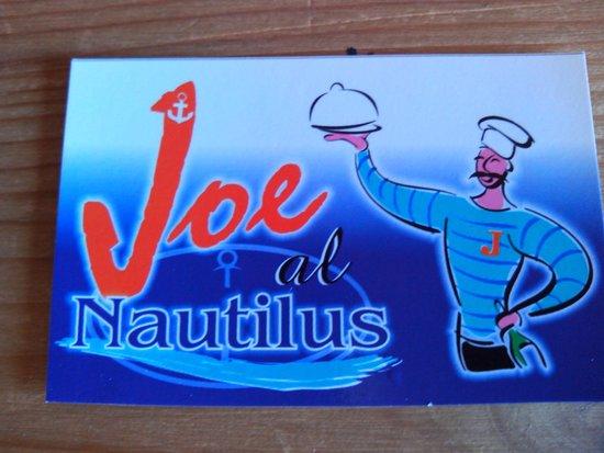 Joe al Nautilus: a casa di amici
