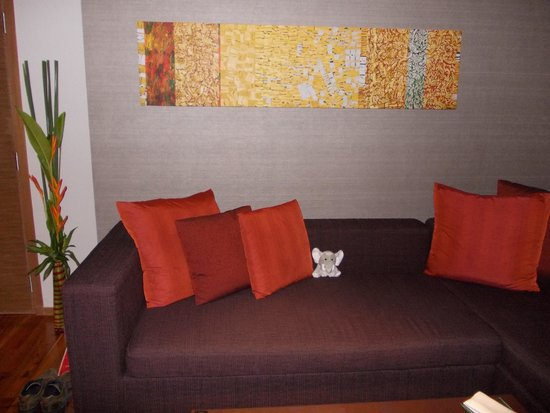 Pullman Bangkok King Power: suite