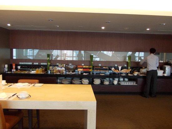 Pullman Bangkok King Power: Executive Lounge Breakfast