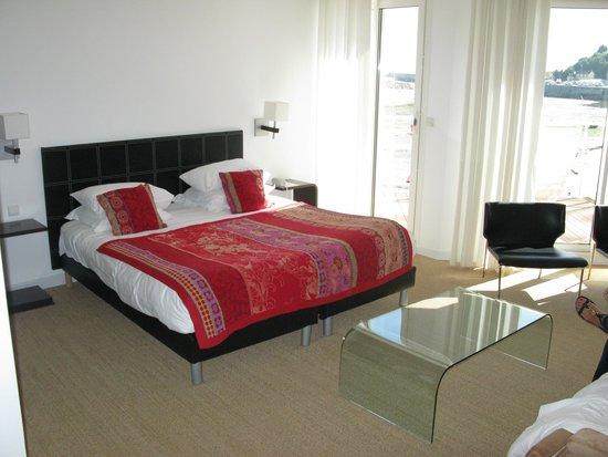 Hotel de la Marine: la chambre