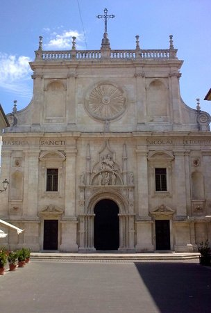 Basilica San Nicola da Tolentino - TEMPORARILY CLOSED