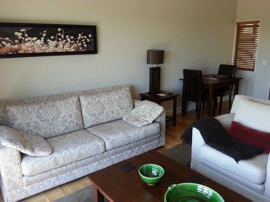 Peppers Parehua Martinborough : Living Room Area