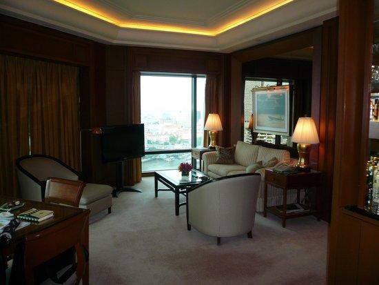 The Peninsula Bangkok : 部屋