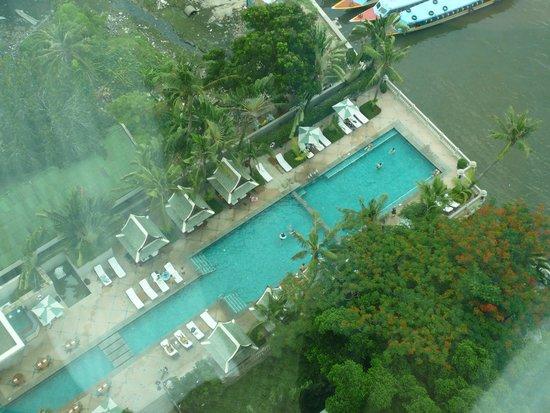 The Peninsula Bangkok : プール