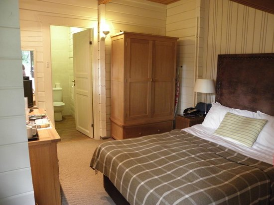 Chevin Country Park Hotel & Spa : cabin 55