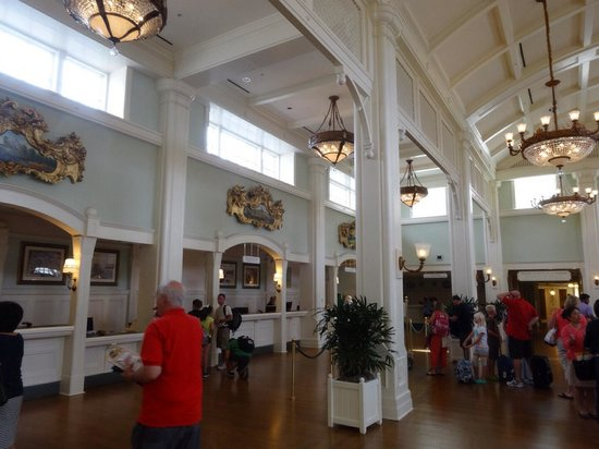 Disney's BoardWalk Inn: クラシック