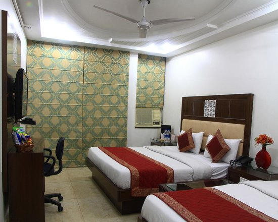 Hotel Sita International: Triple Deluxe room