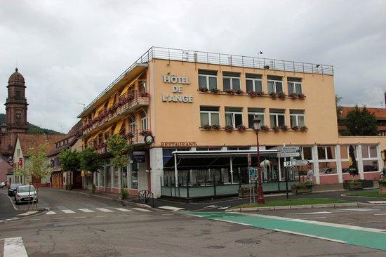 Hotel de l'Ange: L'hôtel