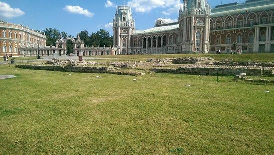 Tsarytsino Open-Air History and Architectural Museum: Царицыно