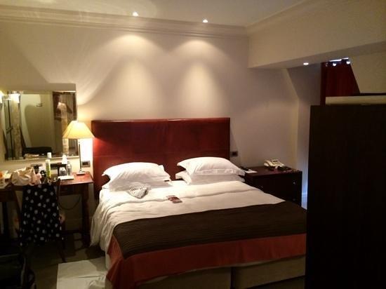 Hotel Amigo: our deluxe room