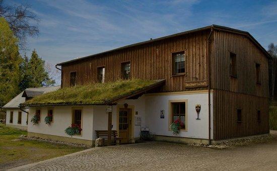 Scheibenberg, Deutschland: Wiesner´s Teichwirtschaft