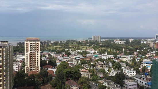 New Africa Hotel: View of dar