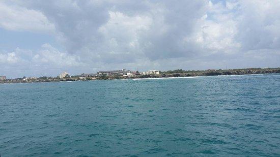 New Africa Hotel: Sea