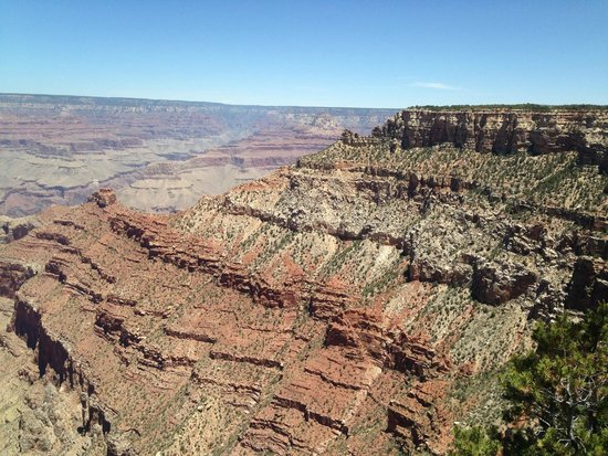 Grandview Point: Breathtaking views