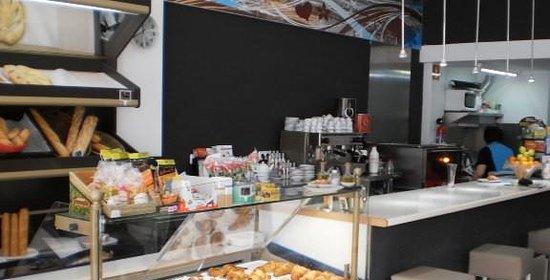 Cafeteria Granja ORLINA
