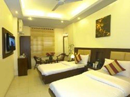 Hotel Sita International: Deluxe Twin Room