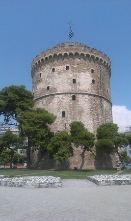 White Tower of Thessaloniki: White tower