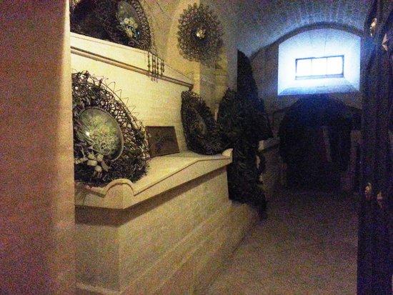 Panthéon: Tombeau