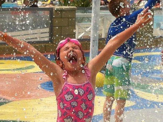 Siblu Villages - Domaine de Kerlann : Fun in the splash zone!