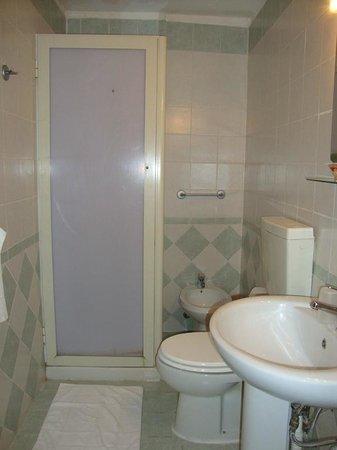 Hotel Italia : Cuarto de baño