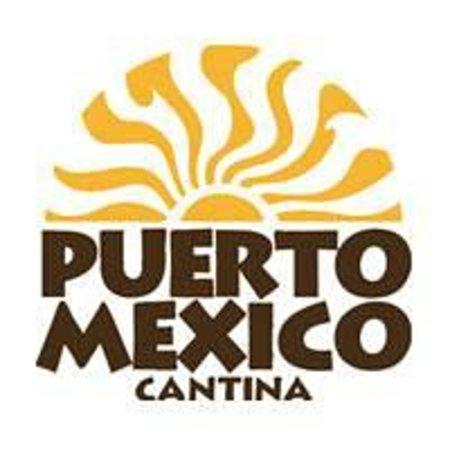 Puerto Mexico Cantina: Logo Cantina Puerto México