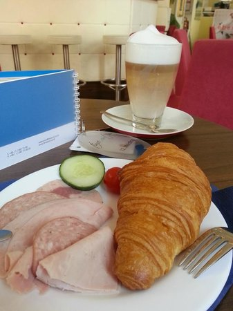 Time Out City Hotel Vienna: My breakfast on the 3rd day