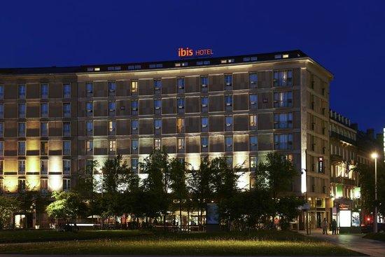Ibis Strasbourg Centre Gare : ibis centre gare