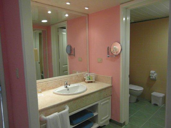 Melia Cayo Coco: Bathroom
