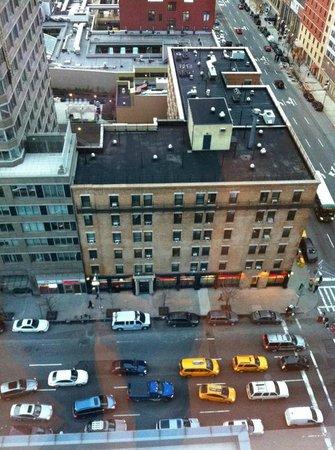 YOTEL New York: Vista