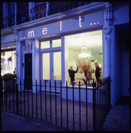 Melt Chocolates Notting Hill