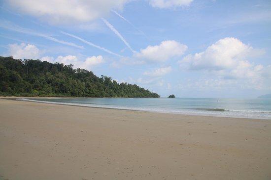 The Datai Langkawi: The beach ...